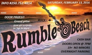 RumbleBeachInfo